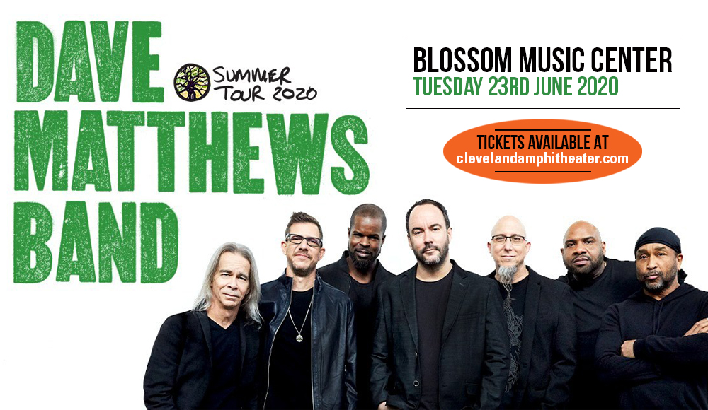 Dave Matthews Band at Blossom Music Center