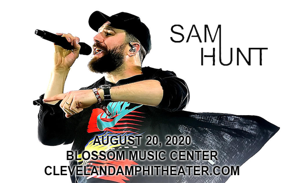 Sam Hunt, Kip Moore & Travis Denning [CANCELLED] at Blossom Music Center