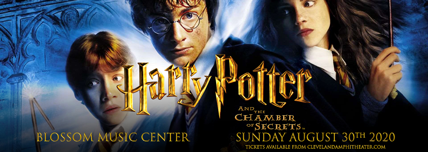 The Cleveland Orchestra: Justin Freer - Harry Potter and The Chamber of Secrets In Concert [POSTPONED] at Blossom Music Center