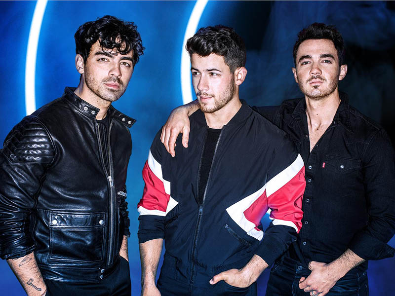 The Jonas Brothers: Remember This Tour at Blossom Music Center