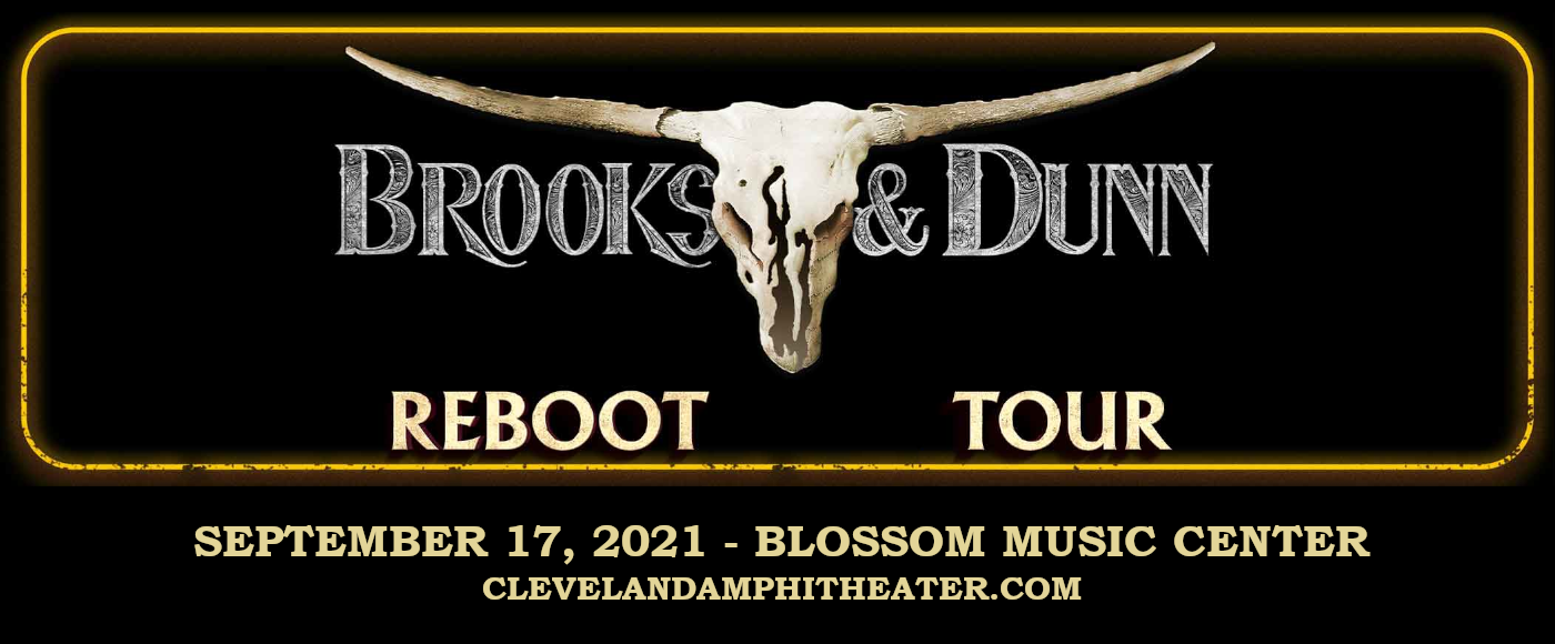 Brooks and Dunn at Blossom Music Center