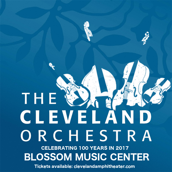 the cleveland orchestra 100 years blossom music center