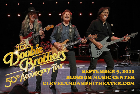 The Doobie Brothers & Michael McDonald at Blossom Music Center