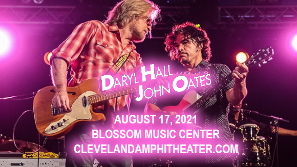 Hall and Oates, KT Tunstall & Squeeze at Blossom Music Center