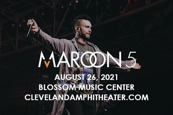 Maroon 5 & Meghan Trainor at Blossom Music Center