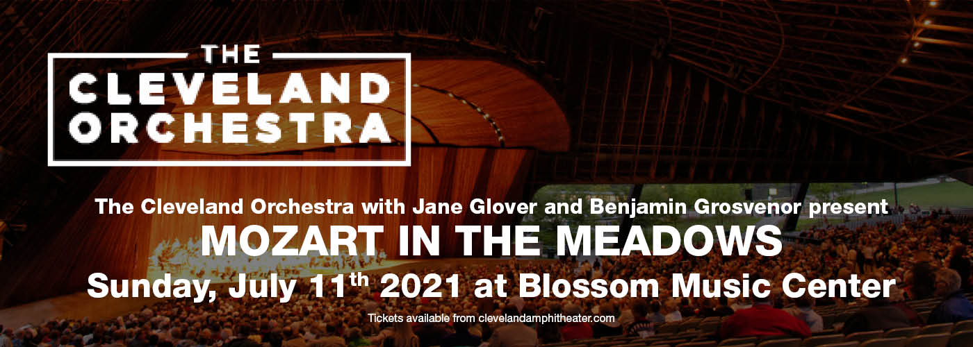 The Cleveland Orchestra: Jane Glover - Mozart In The Meadows at Blossom Music Center