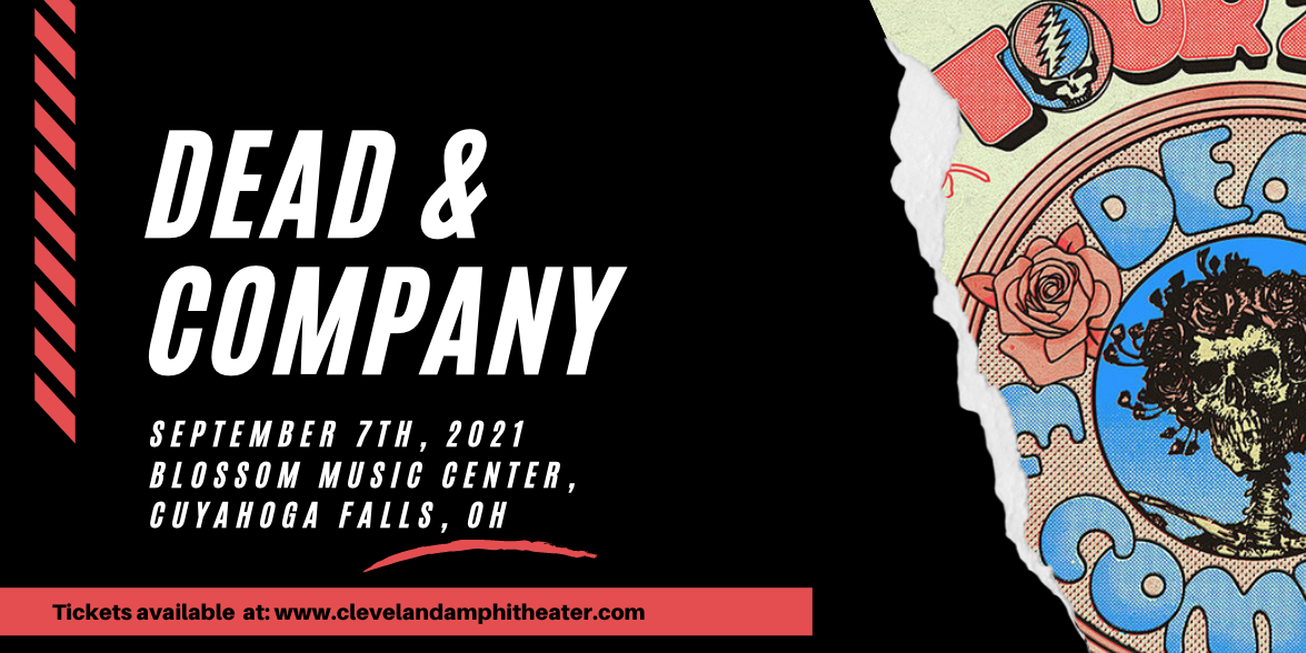 Dead & Company at Blossom Music Center
