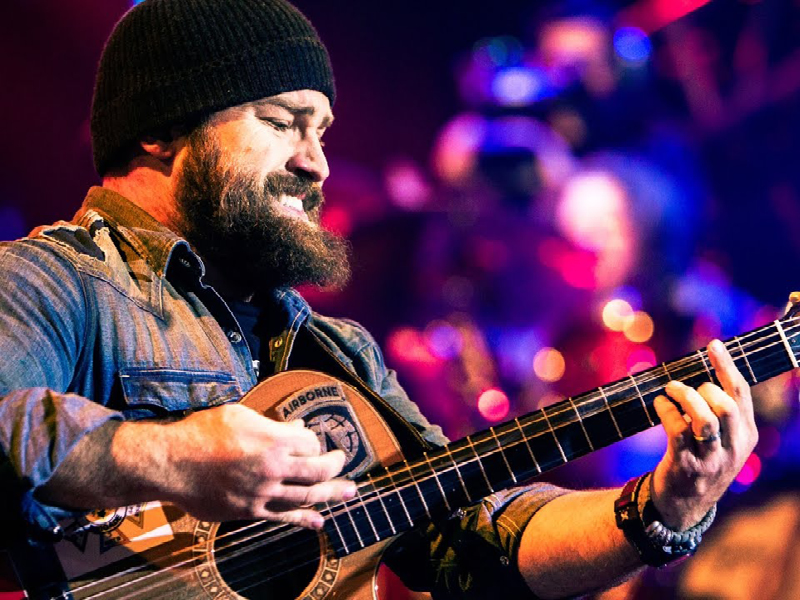 Zac Brown Band at Blossom Music Center