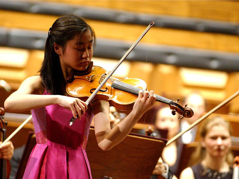 The Cleveland Orchestra: Jahja Ling - Romantic Brahms at Blossom Music Center