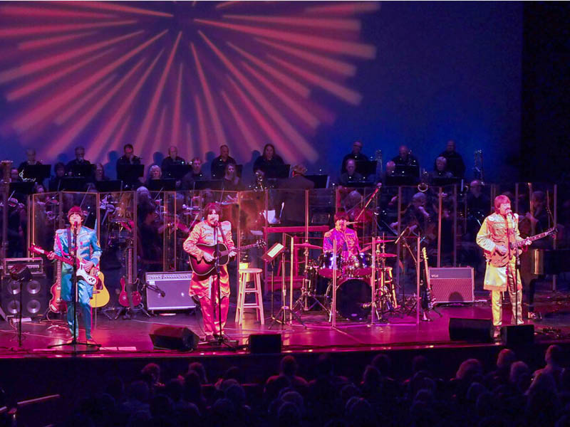 The Cleveland Orchestra: Martin Herman - Classical Mystery Tour: A Tribute To The Beatles at Blossom Music Center